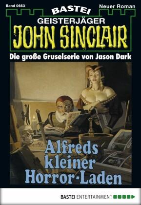 Geisterjäger John Sinclair - Alfreds kleiner Horror-Laden