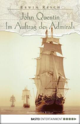 John Quentin - Im Auftrag des Admirals