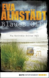 Blaues Gift