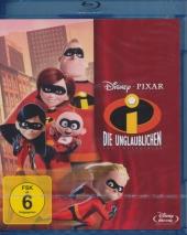 Die Unglaublichen, 1 Blu-ray