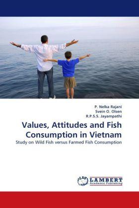 Values, Attitudes and Fish Consumption in Vietnam