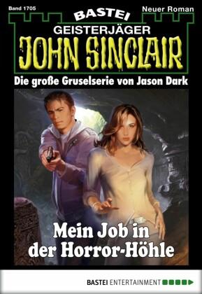 Geisterjäger John Sinclair - Mein Job in der Horror-Höhle