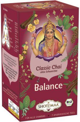Balance, Tee-Aufgussbeutel