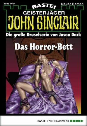 Geisterjäger John Sinclair - Das Horror-Bett