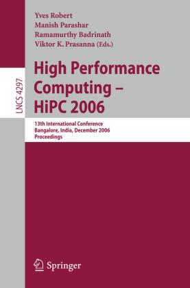 High Performance Computing - HiPC 2006
