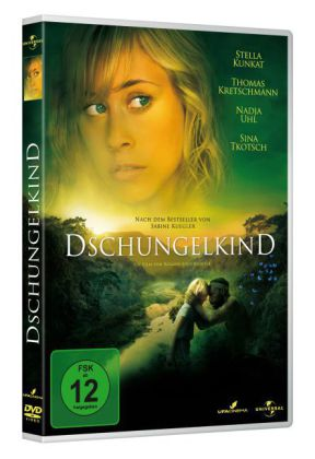 Dschungelkind, 1 DVD