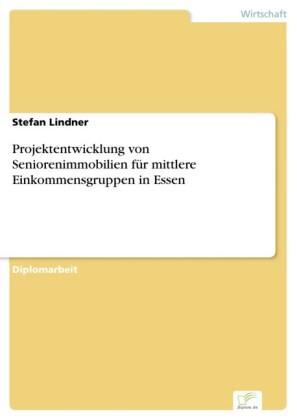 Projektentwicklung von Seniorenimmobilien für mittlere Einkommensgruppen in Essen