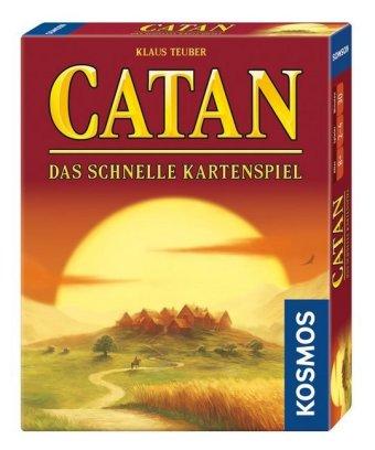 Die Siedler von Catan - Das schnelle Kartenspiel