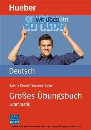 Deutsch Übungsbuch Grammatik