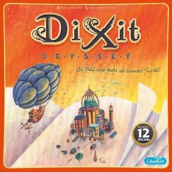 Dixit, Odyssey (Spiel)