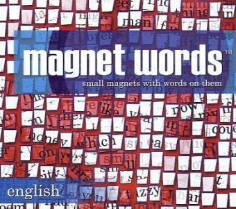 Magnetwörter: Englisch