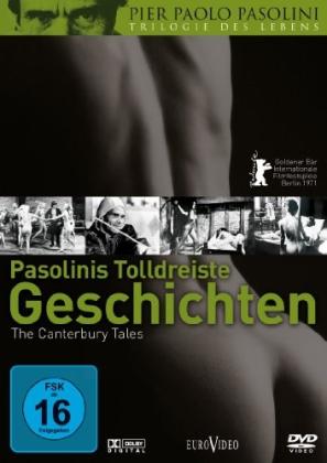 Pasolinis tolldreiste Geschichten, 1 DVD