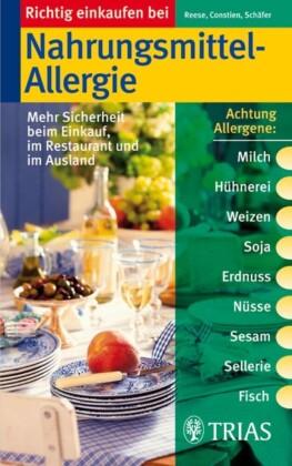 Richtig einkaufen bei Nahrungsmittel-Allergien
