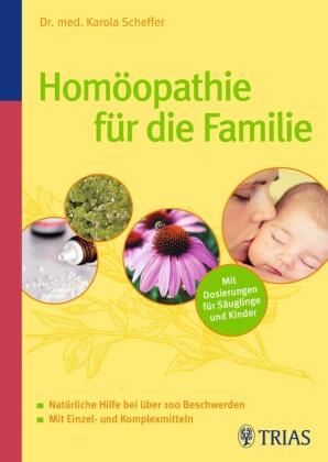 Homöopathie für die Familie