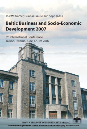 Baltic Business and Socio-Economic Development 2007
