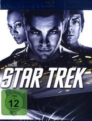 Star Trek (2009), 1 Blu-ray