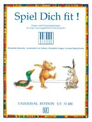 Spiel Dich fit!, für Klavier