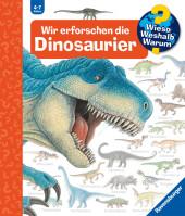 Wir erforschen die Dinosaurier Cover