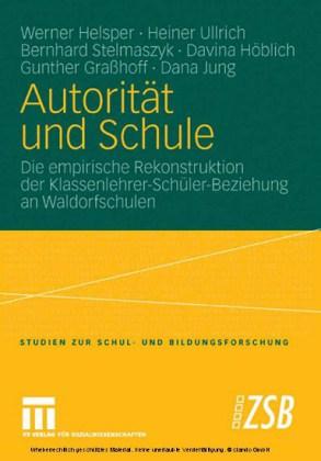 Autorität und Schule