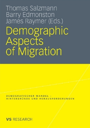 Demographic Aspects of Migration