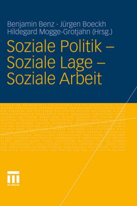 Soziale Politik - Soziale Lage - Soziale Arbeit