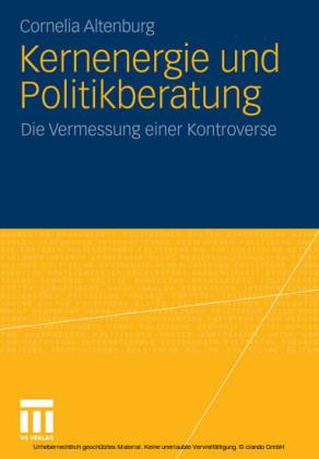 Kernenergie und Politikberatung