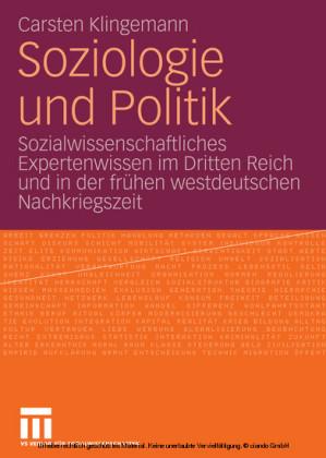Soziologie und Politik