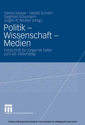 Politik - Wissenschaft - Medien