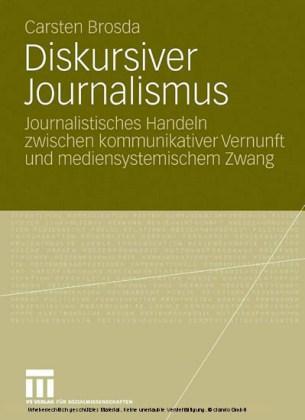 Diskursiver Journalismus