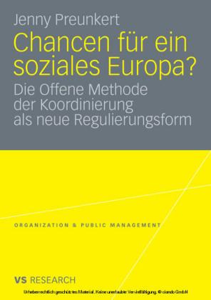 Chancen für ein soziales Europa?