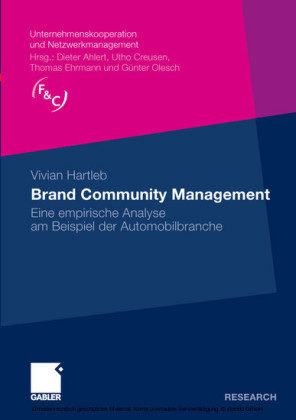 Brand Community Management