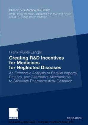 Creating R&D Incentives for Medicines for Neglected Diseases