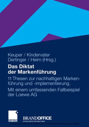 Das Diktat der Markenführung