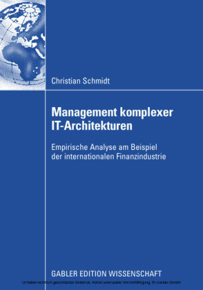 Management komplexer IT-Architekturen