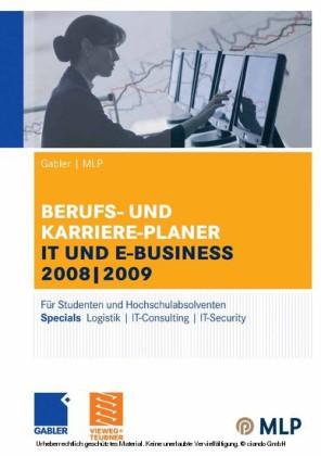 Gabler MLP Berufs- und Karriere-Planer IT und e-business 2008-2009