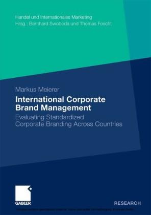 International Corporate Brand Management