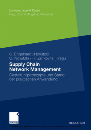 Supply Chain Network Management