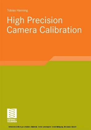 High Precision Camera Calibration