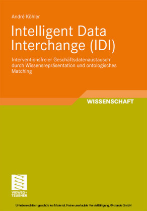 Intelligent Data Interchange (IDI)