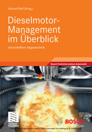 Dieselmotor-Management im Überblick