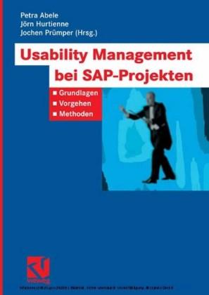 Usability Management bei SAP-Projekten