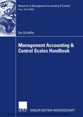 Management Accounting & Control Scales Handbook