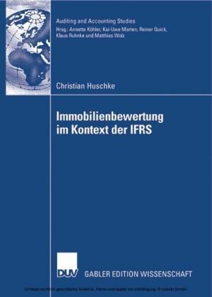 Immobilienbewertung im Kontext der IFRS
