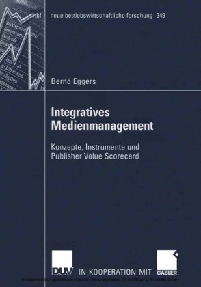 Integratives Medienmanagement