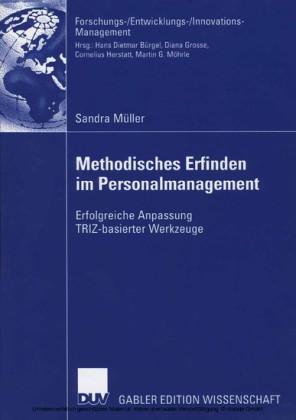 Methodisches Erfinden im Personalmanagement
