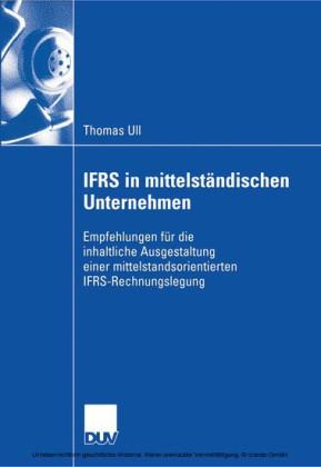 IFRS in mittelständischen Unternehmen