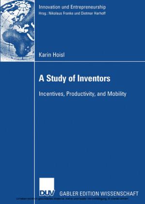 A Study of Inventors