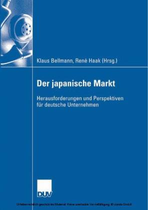 Der japanische Markt