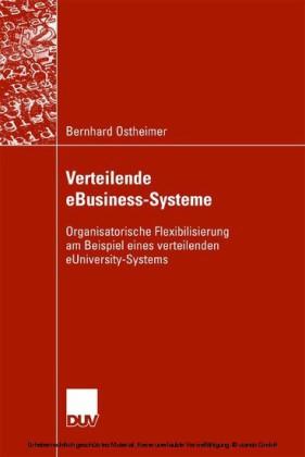 Verteilende eBusiness-Systeme