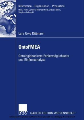 OntoFMEA